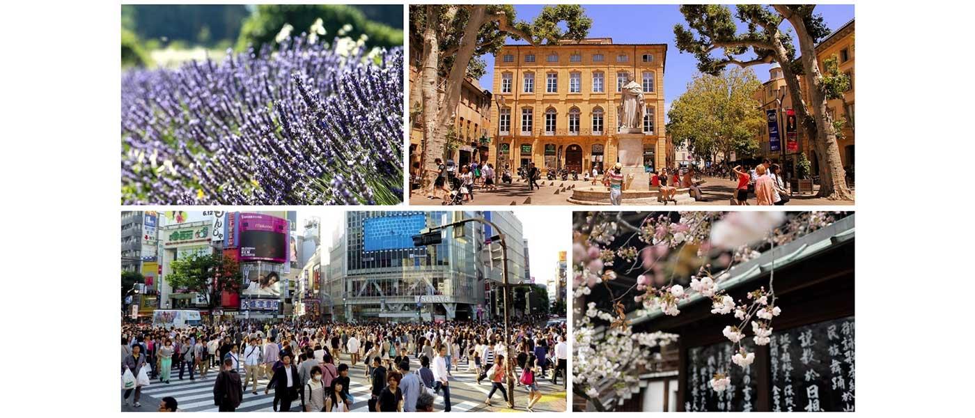 Un échange culturel franco-japonais ONE